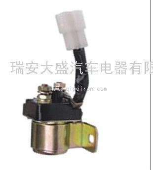 供应起动继电器ss112,ss124,适用车型 ,产地 ,品牌 ,电器 继高清图片