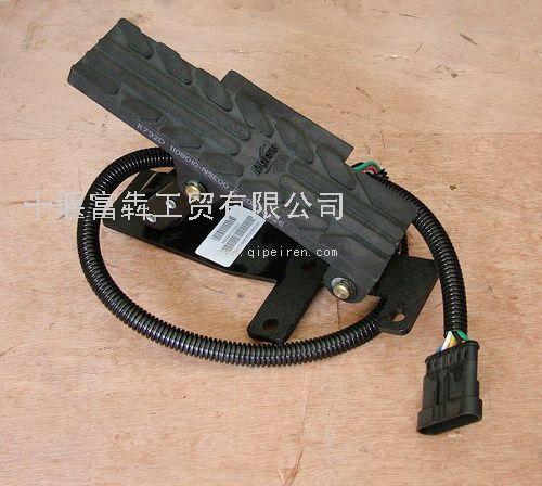东风天锦加速踏板总成-电子油门1108010-n9e00
