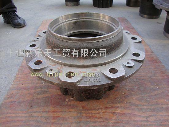 东风天龙大力神及轮边桥底盘件-后轮毂3104015-k2200