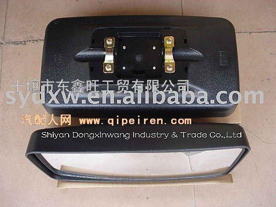 东风卡车配件 中国康明斯配件 汽车倒车镜 倒车镜总成 8201010 C高清图片