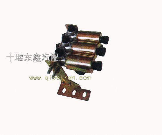 三联组合气电磁阀3754030图片