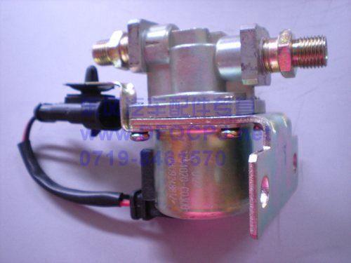 气喇叭电磁阀总成3754020-c0300图片
