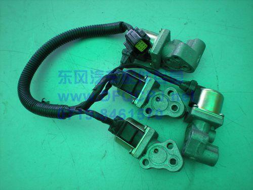 气缸电磁阀总成 DC12J150TA05 735A 找气缸电磁阀总成就上汽配人图片