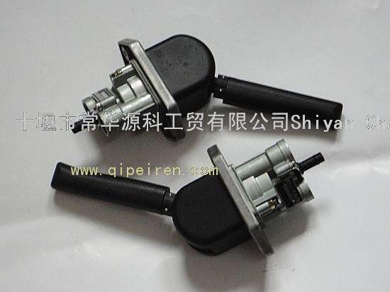 手控阀(东风天龙)挂车 auto control valve3517020-c0101图片