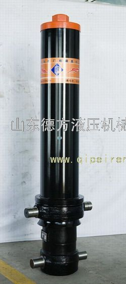 伸缩式液压缸图片