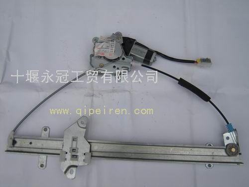 东风天龙d310右玻璃电动升降器6104020-c0101