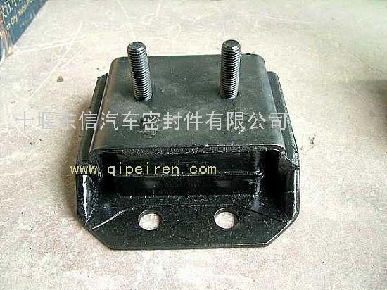 东风康明斯240发动机后悬置总成软垫10Z06-自沾袋30*40图片