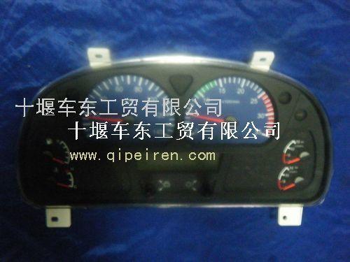 天龙汽车仪表盘指示灯图解