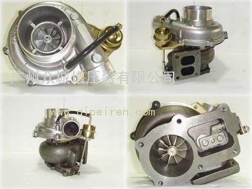 供应产品 发动机系统 增压器 供应日野j08c增压器,gt35:s24100-3251
