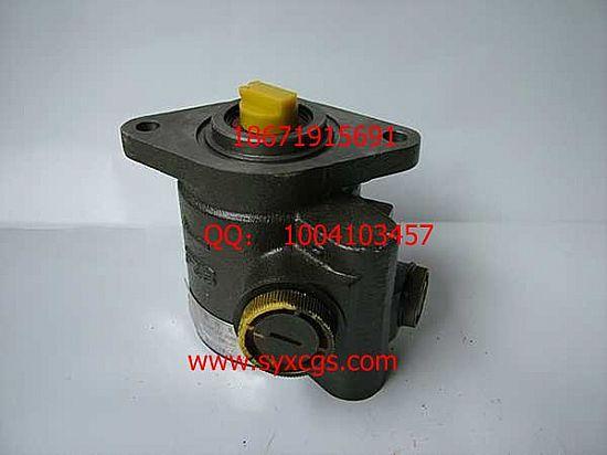 玉柴6m发动机叶片泵总成 动力转向油泵 玉柴6m叶片泵 东风大力神叶片