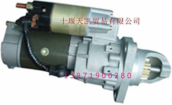 柴油起动机接线图图片 起动机继电器接线图,汽车起动机接线