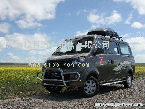 郑州海马汽车福仕达面包车图片 高清图片