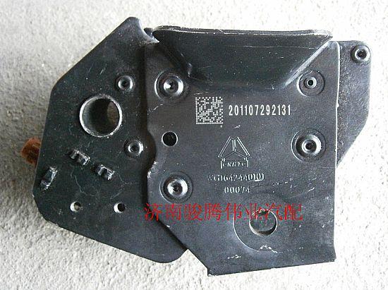 重汽豪沃驾驶室液压锁(重汽驾驶室件)wg1642440101w图片