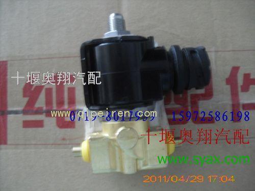 东风天龙排气制动电磁阀总成3754010-t03003754010-t0300图片