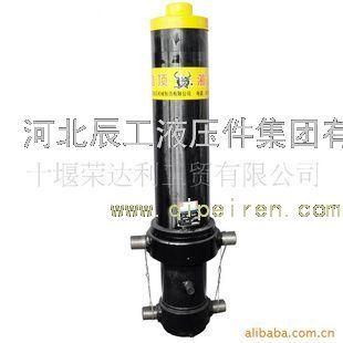 自卸车液压油缸4tg180*5780图片