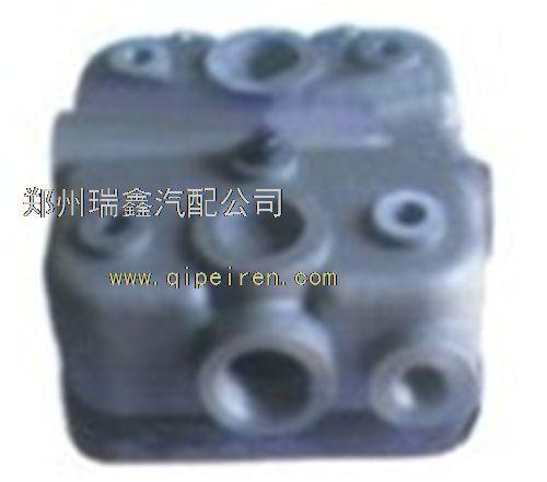 风豹气泵电容接线图