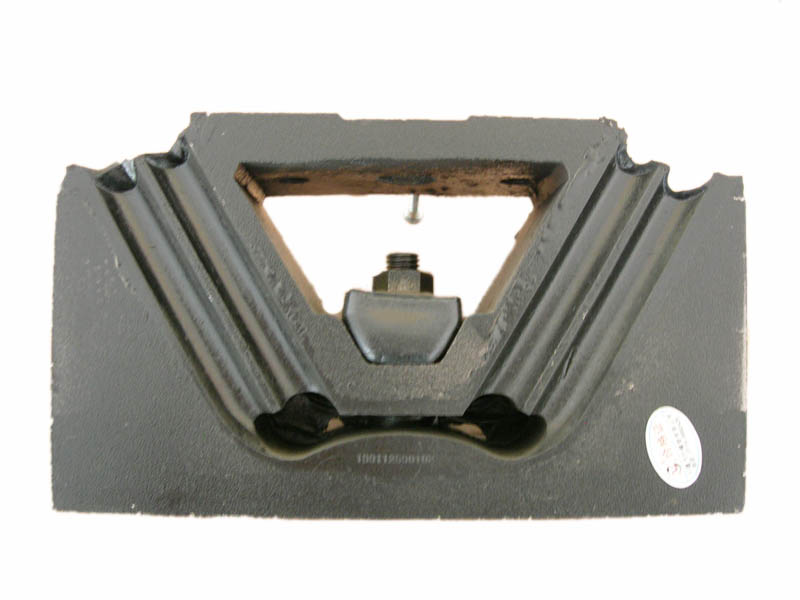 199112590102斯太尔发动机后悬置软垫气泵dc冲总成图片