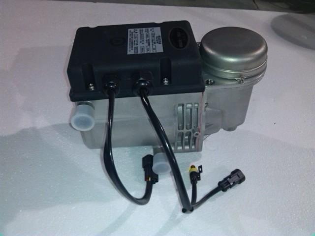 它可与发动机和强制散热器等辅助散热装置组成循环系统,亦可单独与