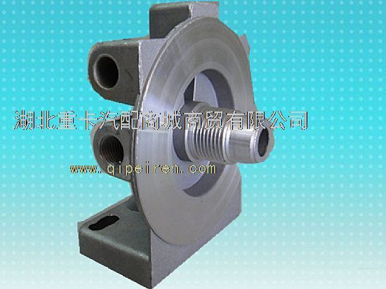 供应产品 发动机系统 汽车三滤 东风r90t座子 柴油预滤器座子(不带泵)