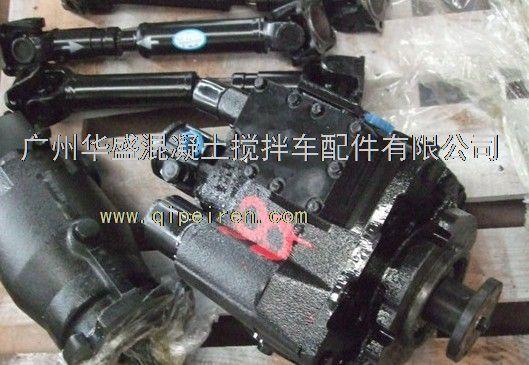 供应三菱混凝土搅拌车液压泵马达图片