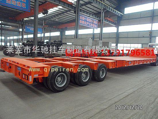 是适合运输风电塔筒及大直径货物的理想运输工具