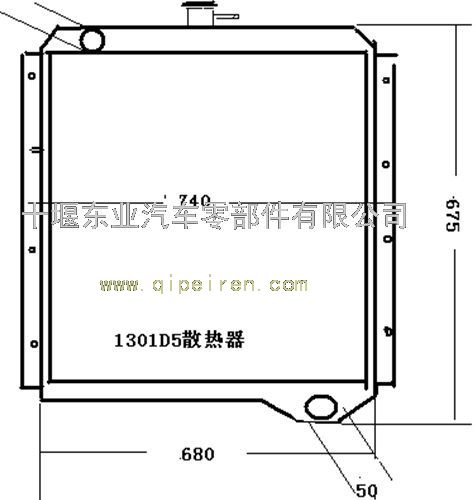 东风140散热器图纸建筑图纸(每天点击中.)增添水箱安装有什么结构图纸和区别图片