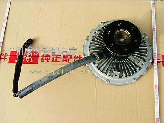 东风雷诺硅油风扇离合器5010315994