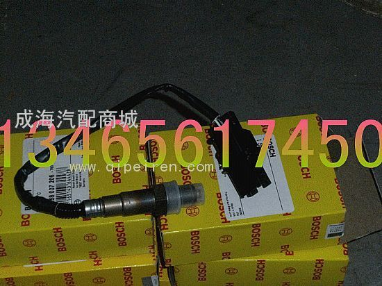 供应产品 电器 传感器 潍柴天然气发动机 氧传感612600190242  起批量