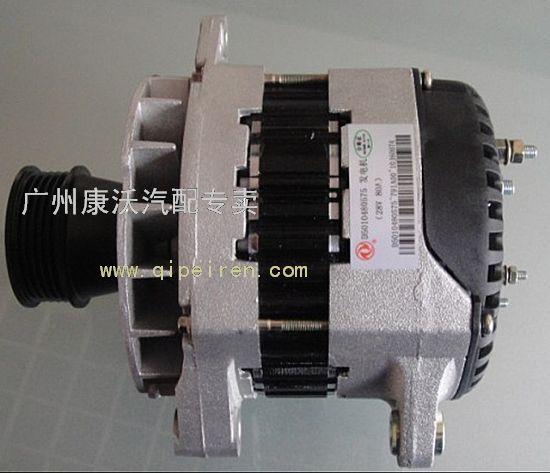 长城风骏5助力泵在发动机图解