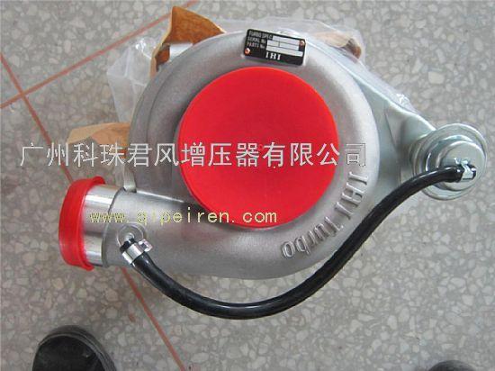 供应产品 发动机系统 增压器 上柴日野p11c 17201-e0640涡轮增压器