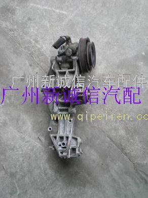 大众宝来1.8t发电机安装步骤
