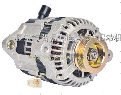 供应柳微汽车发电机jfz1825c适用于柳微465q充电机jfz1825c