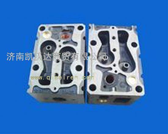 重汽发动机 气缸盖总成(0000)az1096040028图片