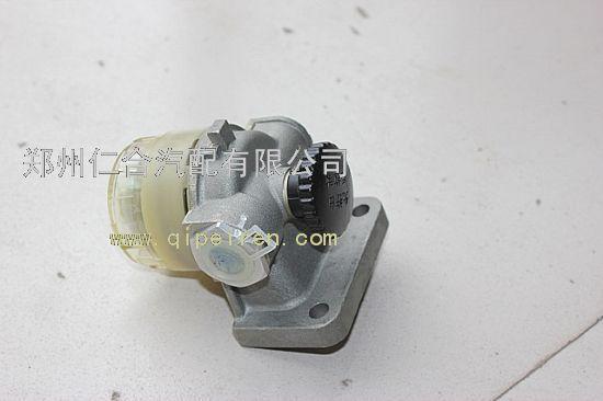 轨柴油机 何来汽油泵呢 应该是电磁泵 排空 低压油路排空 需要拆开柴图片