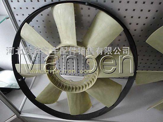 重卡电磁风扇接线图