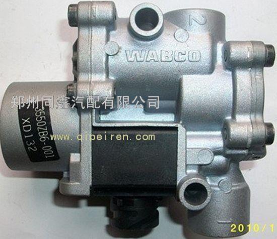 东风天龙abs电磁阀总成(wabco4721950180)/3550zb6-0013550zb6-001图片