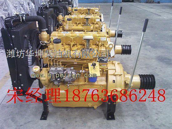 潍坊华坤zh4100p柴油40马力发动机30kw