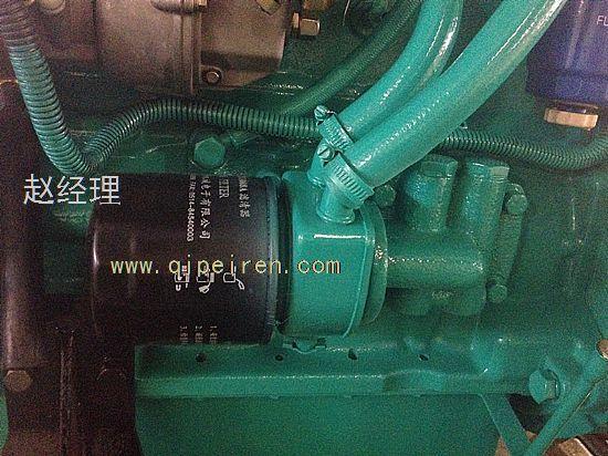 【潍柴4105柴油机整体机油冷却器价格
