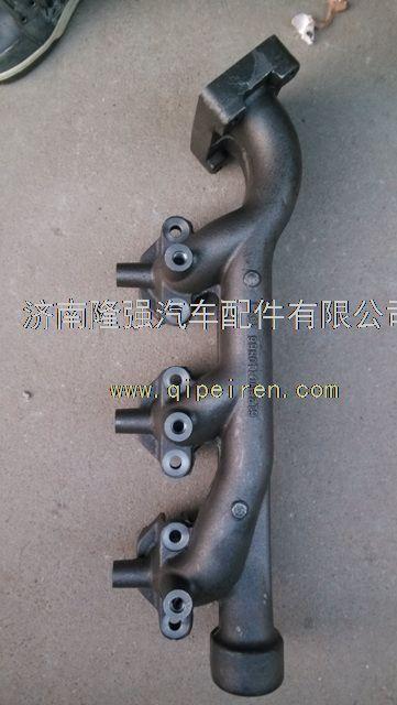潍柴动力发动机后排气歧管总成价格612600110866612600110866