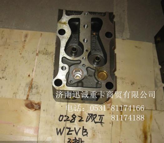 供应潍柴evb发动机气缸盖总成图片