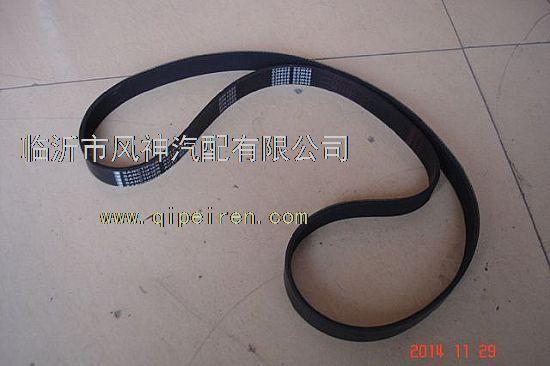 东风天锦风神4h发动机风扇皮带1308bf11-0201308bf11