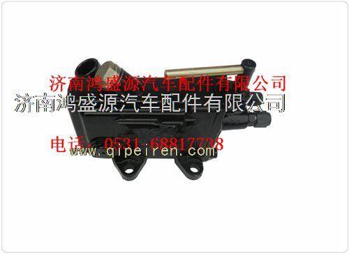 液压件 陕汽奥龙液压手动油泵199100820025图片