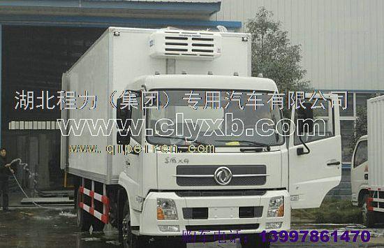如东风,福田,解放,重汽,江铃,庆铃,面包车等各式底盘均可生产冷藏车.