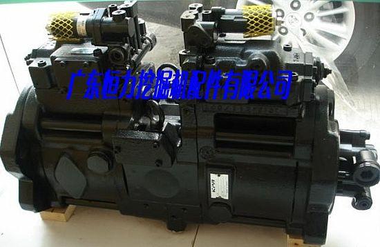 神钢200-8挖掘机液压泵