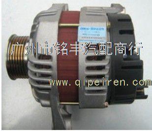 南京菲亚特派力奥西耶那周末风1.3 1.5原装发电机总成高清图片