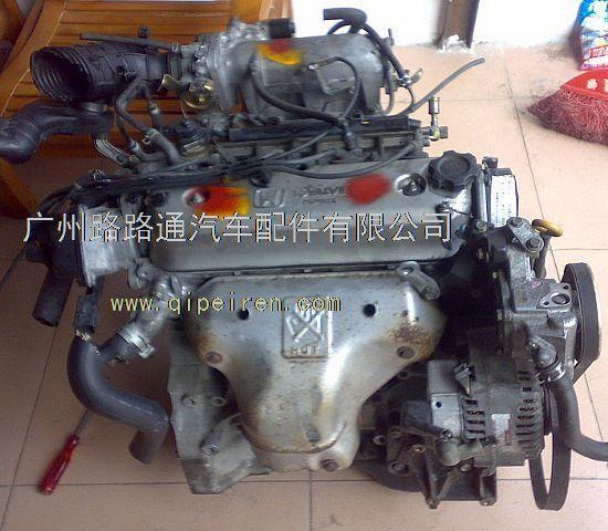 拆车件感兴趣,对 供应本田cd5/16v发动机总成 拆车件的价格,厂家,型号图片