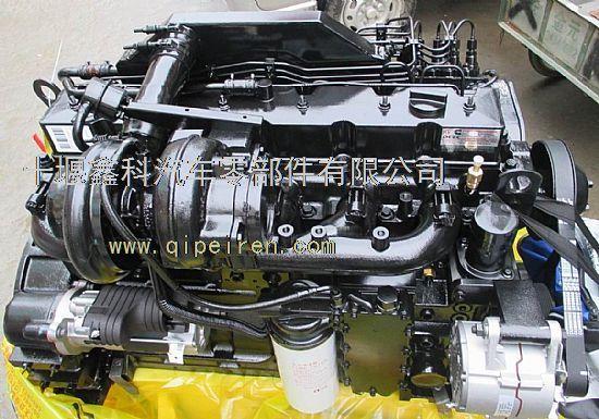 3系列天然气发动机.