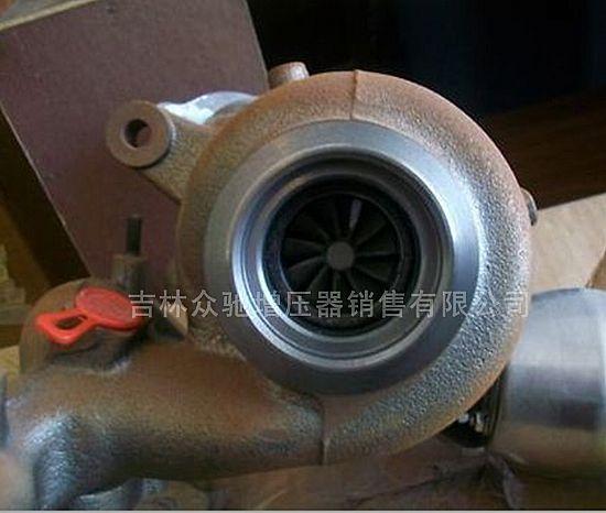 奥迪2.0a3 涡轮增压器图片
