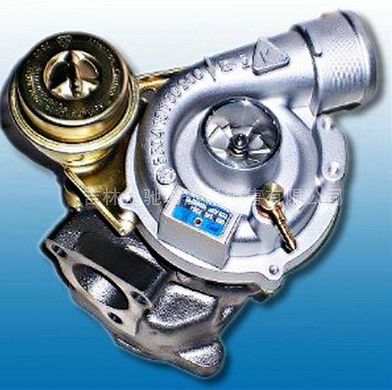奥迪帕萨特k03 发动机帕萨特1.8t 件号058-145-703j 涡轮增压器
