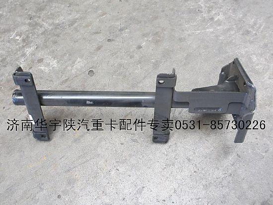 供应产品 发动机系统 排气系统 德龙消声器支架dz9214540110  名称图片